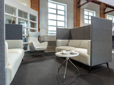 Lounge möbel büro  WINI. Mein Büro - Presseartikel