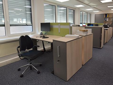 wini. mein büro - 360° - editorial